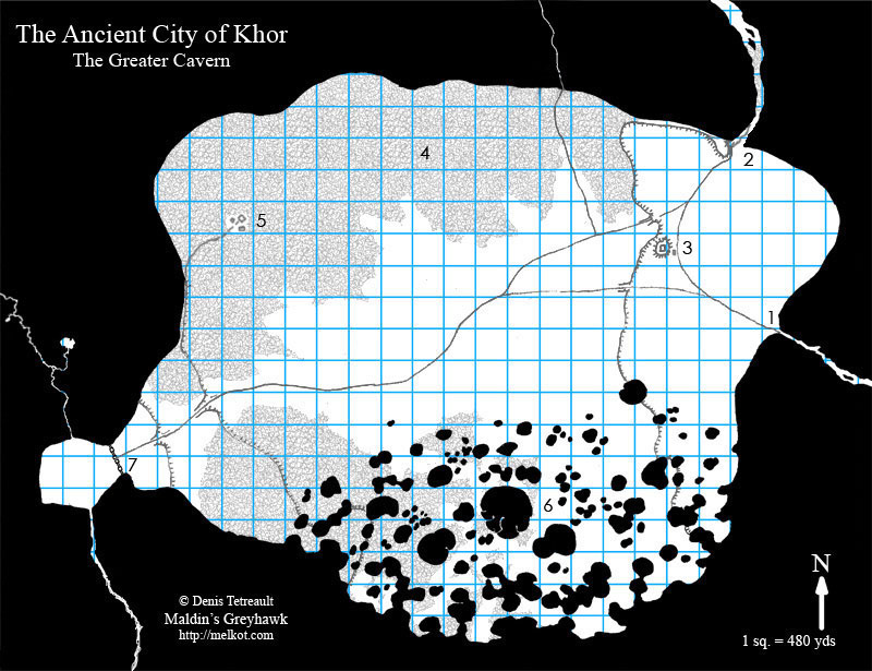 The Ancient City of Khor